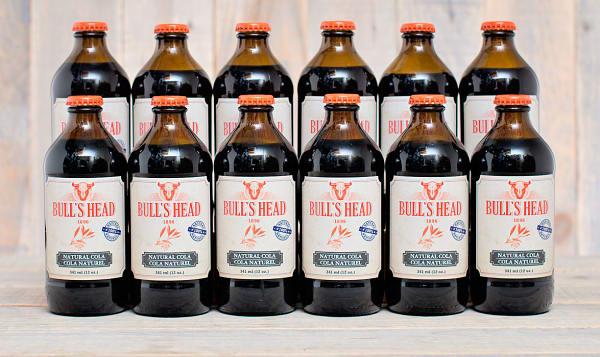 Natural Cola - CASE