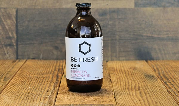Organic Hibiscus Lemonade