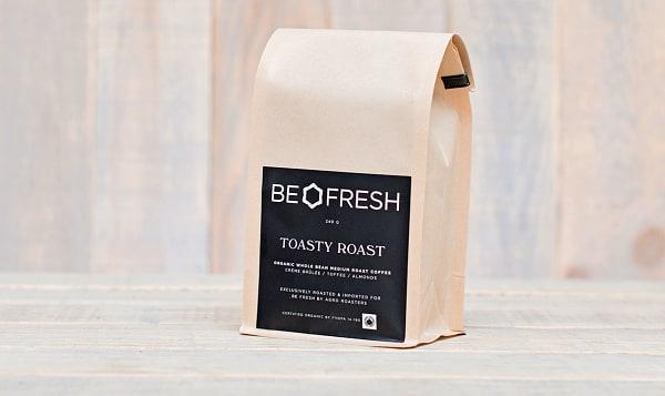 Organic Toasty Roast