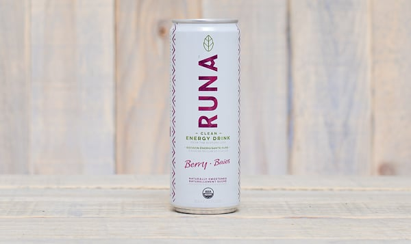 Organic Berry Clean Energy Drink