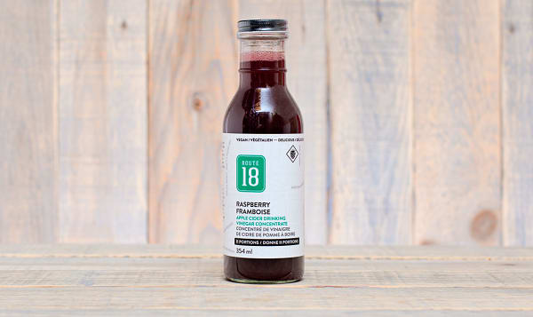 Apple Cider Drinking Vinegar - Raspberry