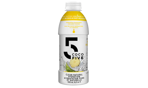 Pineapple Coconut Water