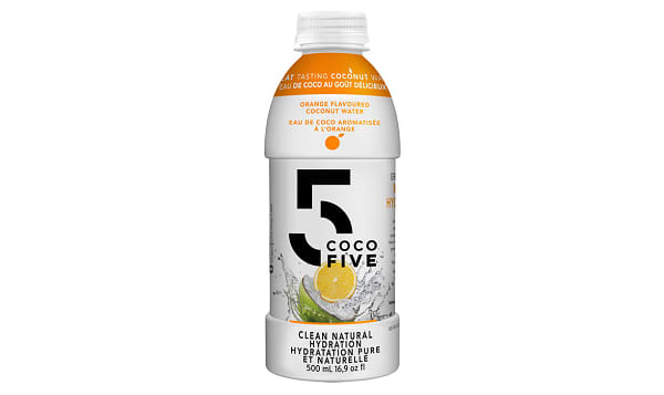 Orange Coconut Water
