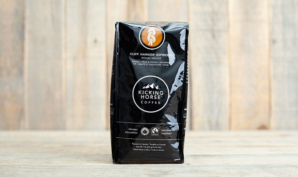 Organic Cliff Hanger Espresso Beans