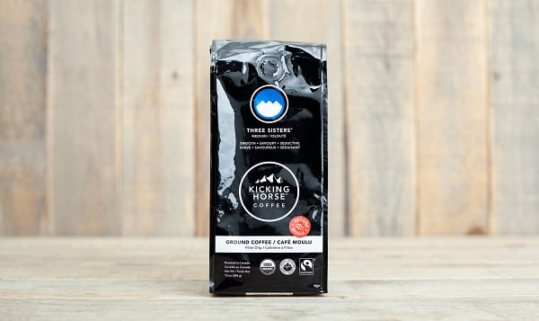 Organic Three Sisters Ground Coffee