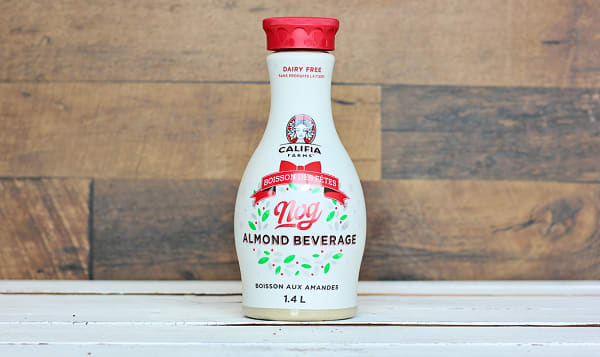 Holiday Almond Nog