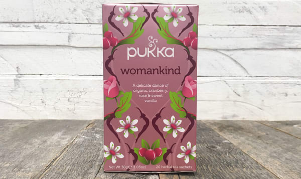 Organic Pukka Tea Womankind