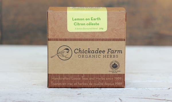 Organic Lemon On Earth Tea