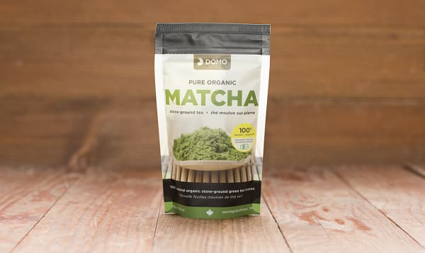 Organic Pure Stone-Ground Matcha