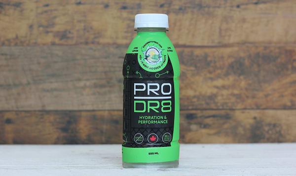 Organic Lemon Lime Sports Drink