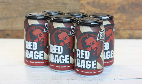 Red Rage - Cans - 5.6%