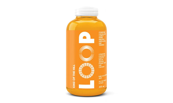 King of the Hill - Raw Cold-Pressed Juice