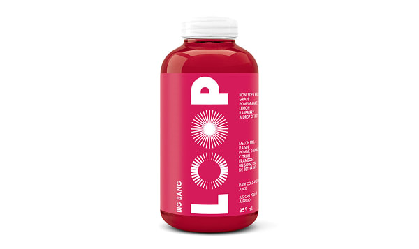 Big Bang - Raw Cold-Pressed Juice