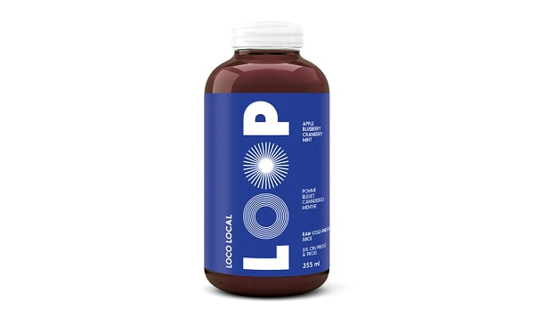 Loco Local - Raw Cold-Pressed Juice