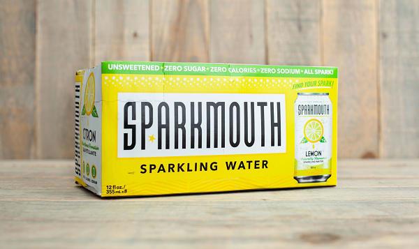Sparkling Water - Lemon