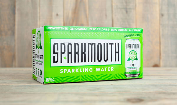 Sparkling Water - Lime