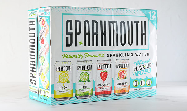 Sparkling Water - Mixed Pack