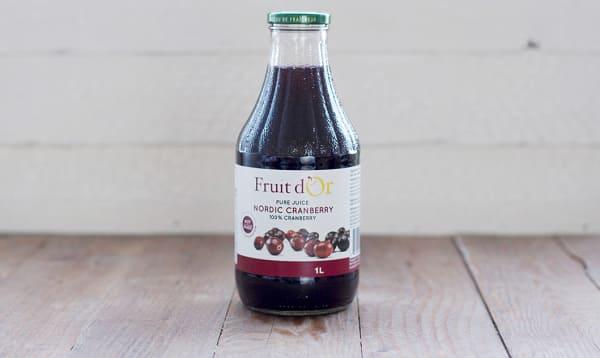 Nordic Cranberry Juice