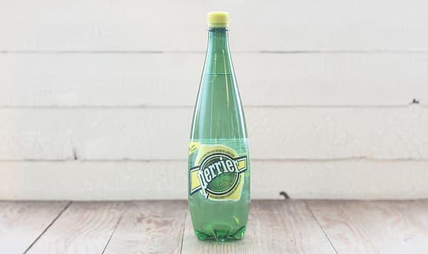 Sparkling Lemon Water