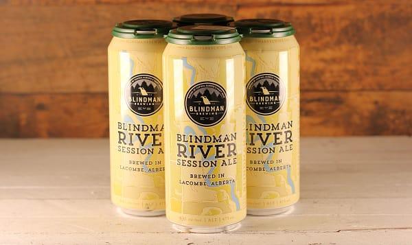 Blindman Brewing - River Session Ale