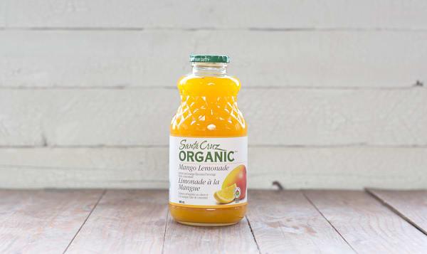 Organic Mango Lemonade