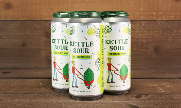 Blindman Brewing - Dry Hopped Kettle Sour