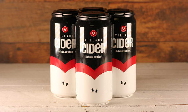 Dry Apple Cider