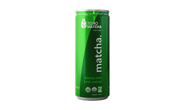 Organic Matcha Oat Milk Latte
