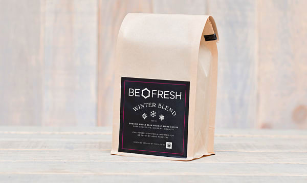Organic Limited Edition - Winter Blend Whole Bean Coffee