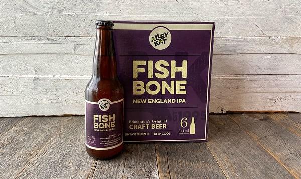 Fish Bone New England IPA