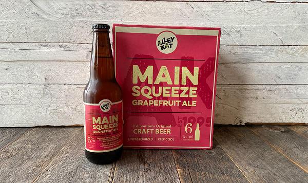 Main Squeeze Grapefruit Ale