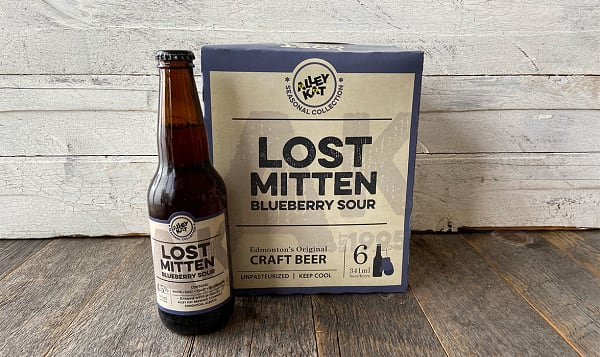 Lost Mitten Blueberry Sour