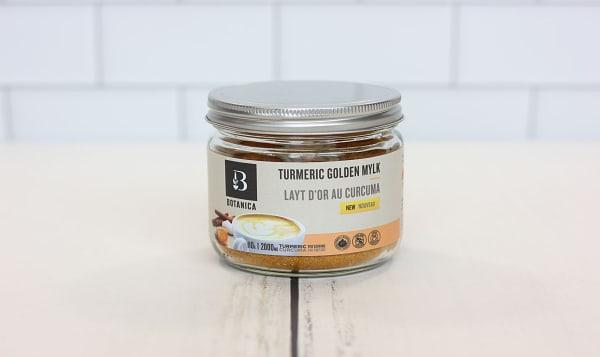 Organic Turmeric Golden Mylk