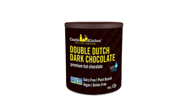 Double Dutch Dark Hot Chocolate