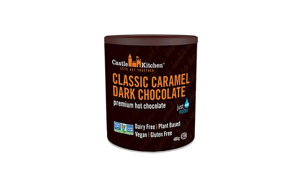 Classic Caramel Dark Hot Chococolate