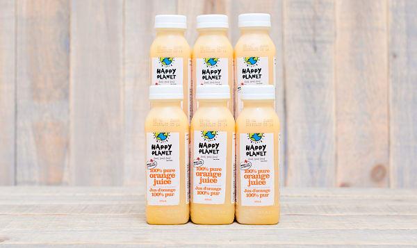 Orange Juice - CASE