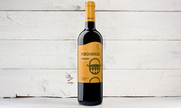 Organic Pacheco - Monastrel