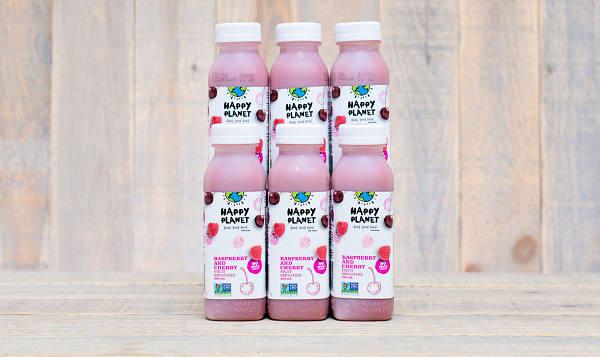Raspberry & Cherry Smoothie - CASE