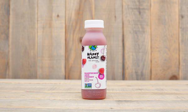 Raspberry & Cherry Smoothie