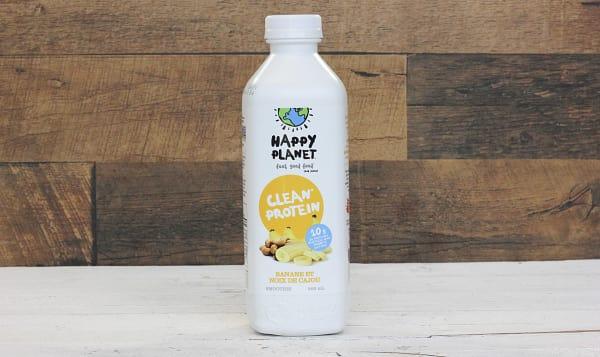 Clean Protein - Banana Cashew