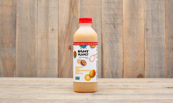 Mango & Passionfruit Smoothie