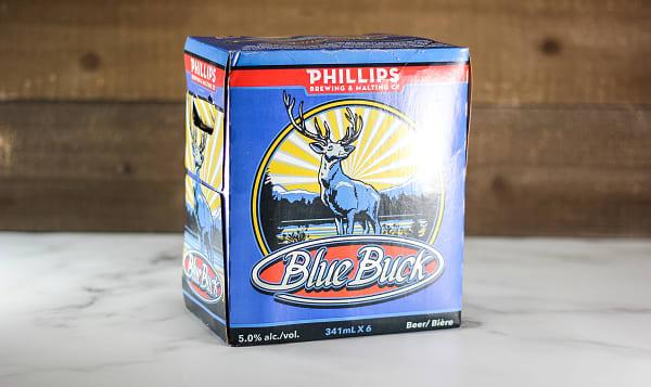 Blue Buck Ale