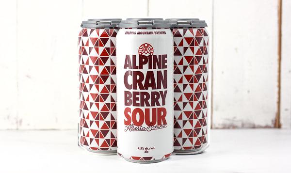 Alpine Cranberry Sour