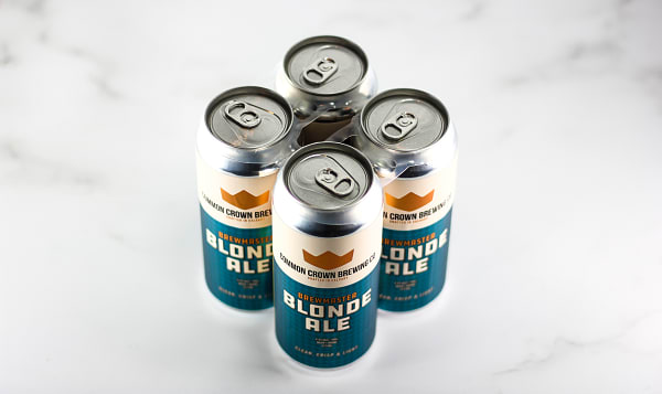 Brewmaster Blonde Ale