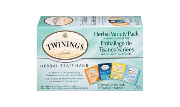 Herbal Tea Variety Pack