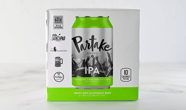 Craft Non-Alcoholic Beer - IPA