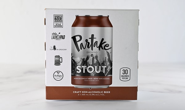 Craft Non-Alcoholic Beer - Stout