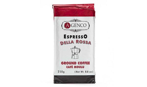 Della Rossa Ground Espresso