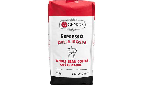 Della Rossa Whole Bean Espresso