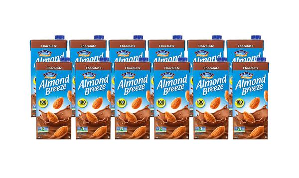 Almond Breeze - Chocolate - CASE